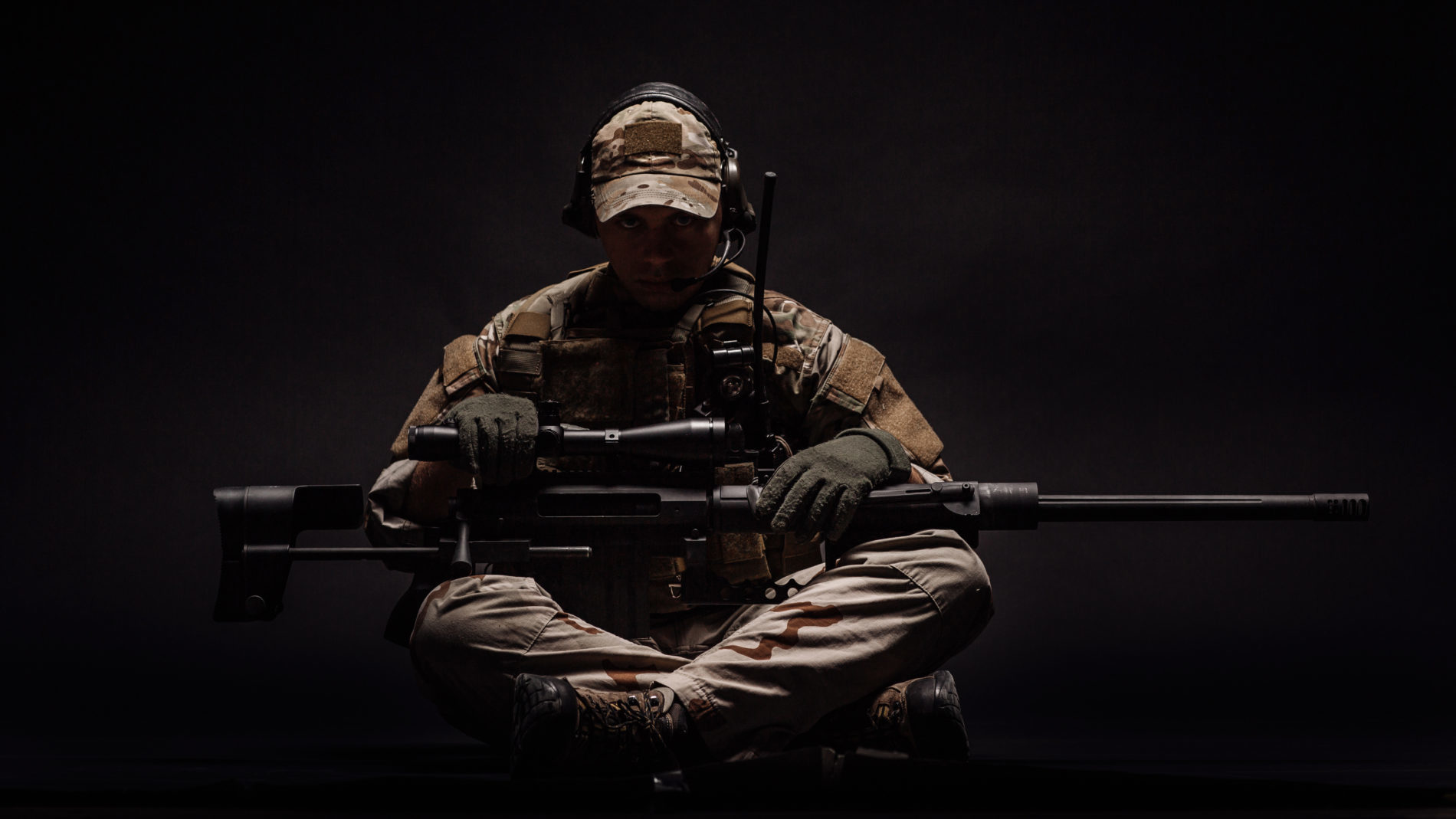 Thermal Targets Canada Military Police Law Snipers Shooters