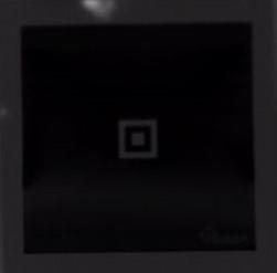 Zeroing Target_Thermal_Black